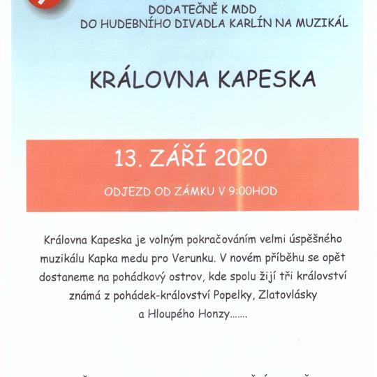 Muzikál Kapeska